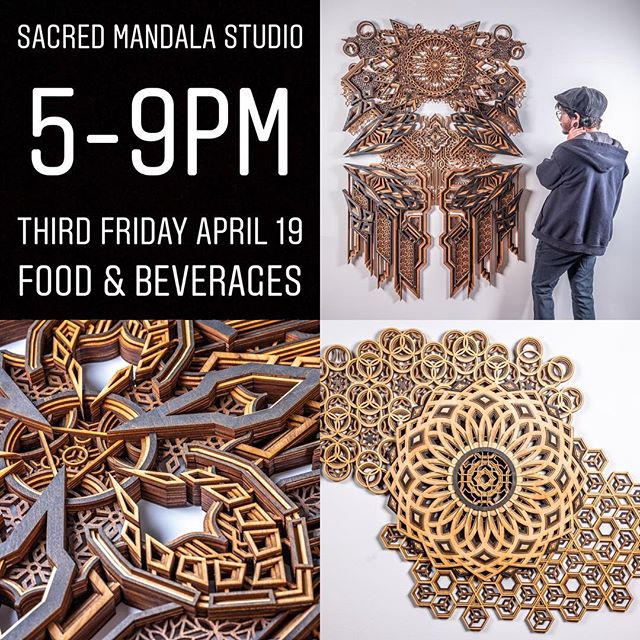 eb1023d8c Sacred Mandala Studio